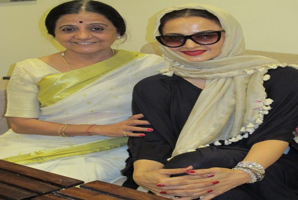 BS with Rekha Ganeshan