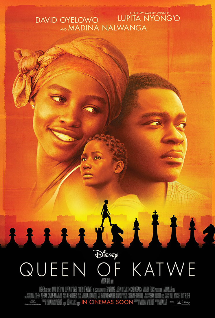 22 Aug Queen of Katwe